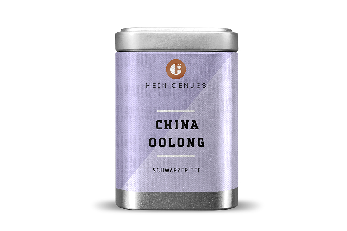 China Oolong Schwarztee