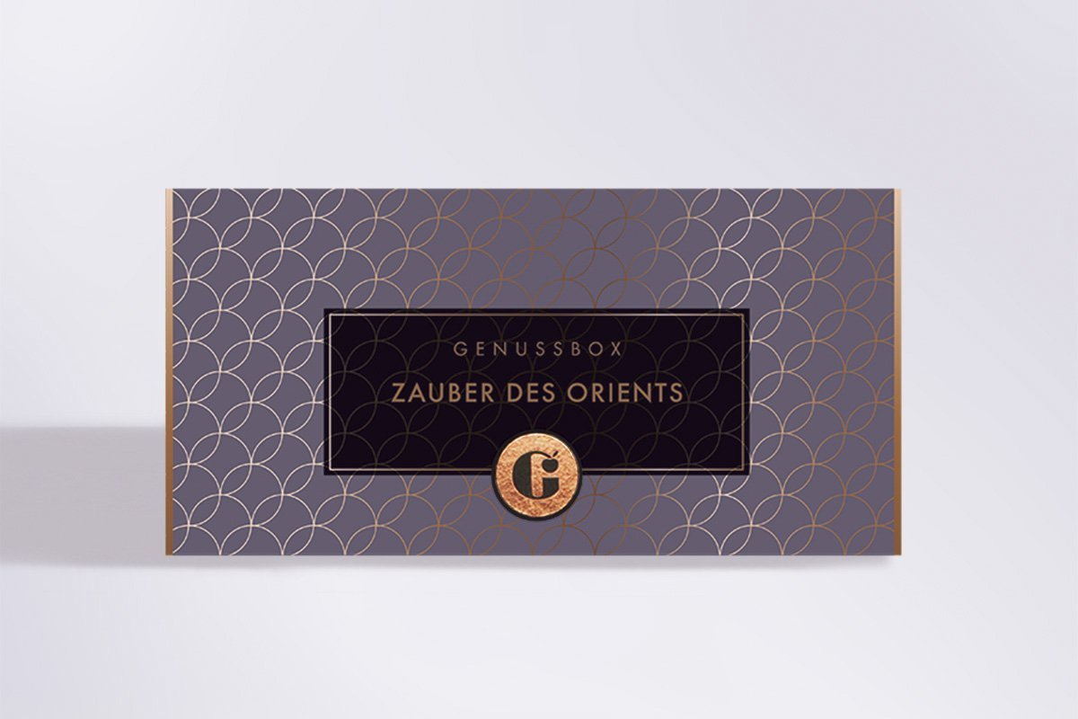 Genussbox Zauber des Orients